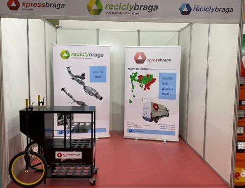 A XpressBraga está na ExpoMecânica '21